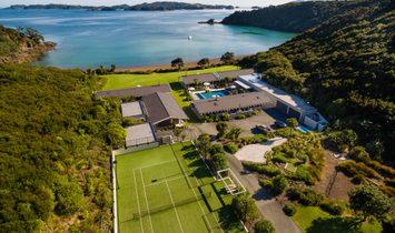 House in Parekura Bay, Northland, New Zealand