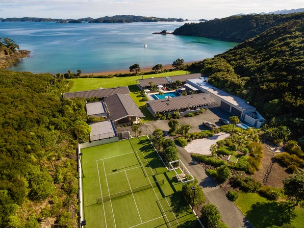 House in Parekura Bay, Northland, New Zealand 1