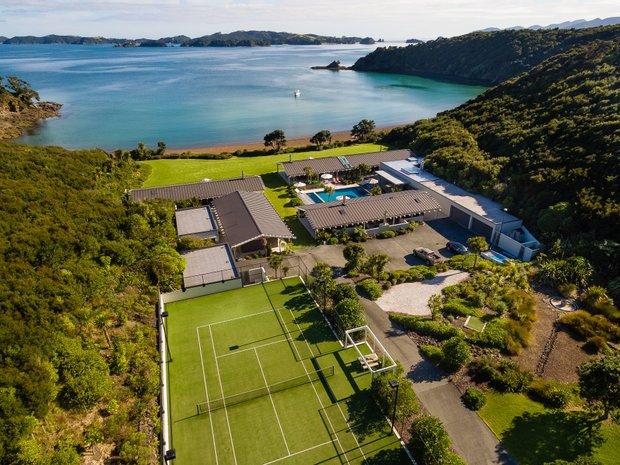 House in Parekura Bay, Northland, New Zealand 1