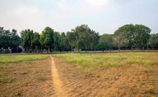 Land in Sainik Farm, Delhi, India
