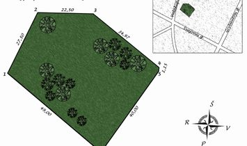 Exclusive Land Plot In Valakampiai