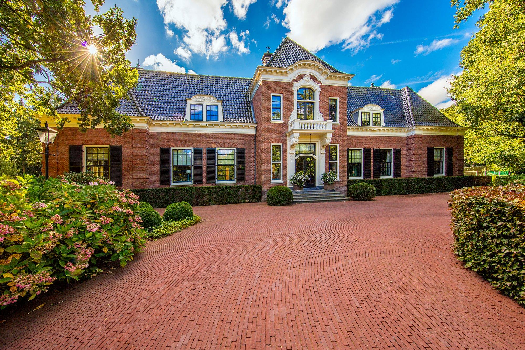 House in Aerdenhout, North Holland, Netherlands 1