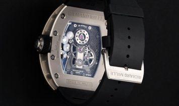 Richard Mille RM 022 AK WG Tourbillon Dual Time Zone