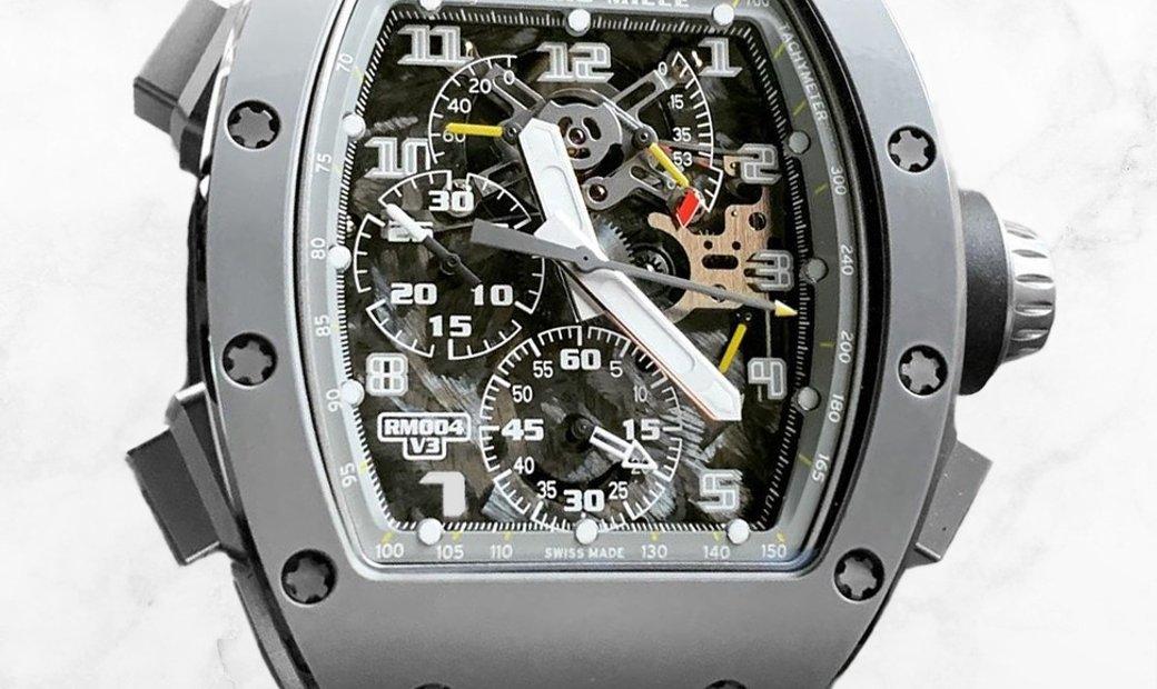 Richard Mille RM 004 V3 Titanium Limited Edition