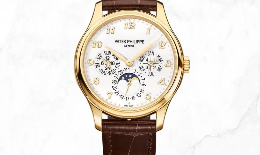 Patek Philippe Grand Complications 5327J Perpetual Calendar
