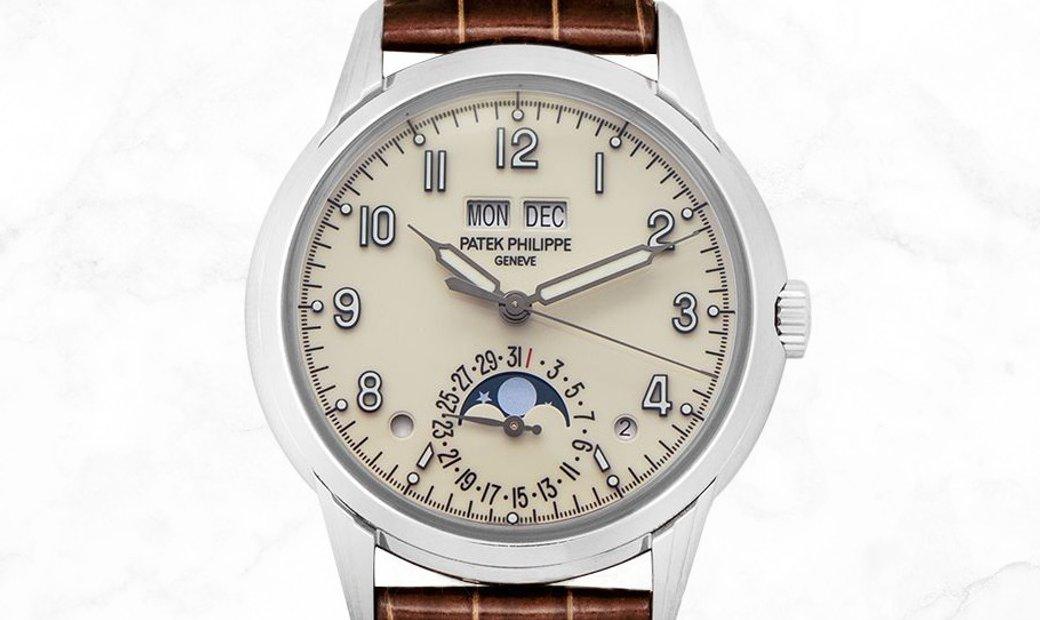 Patek Philippe Grand Complications 5320G Perpetual Calendar