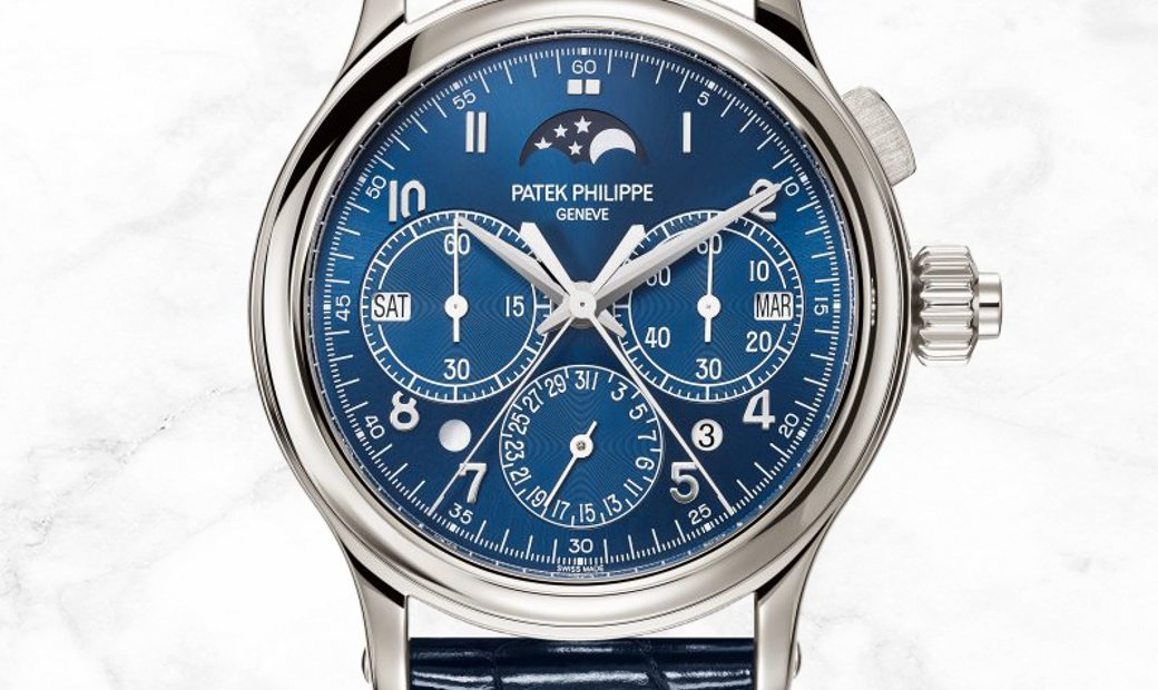 Patek Philippe Grand Complications 5372P-001 Perpetual Calendar