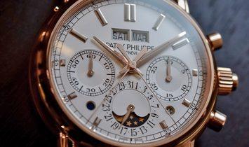 Patek Philippe Grand Complications 5204/R-001 Split Seconds Perpetual