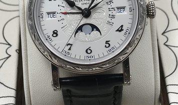 Patek Philippe Grand Complications 5160/500G Perpetual Calendar