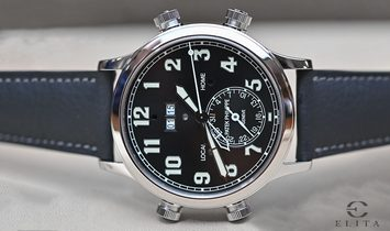 Patek Philippe Grand Complications 5520P-001 Travel Time