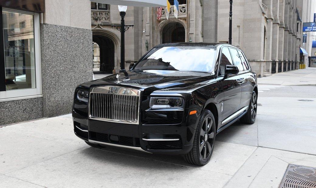 2020 Rolls Royce Cullinan In Chicago Il Il United