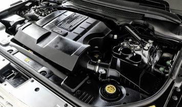 2016 Land Rover Range Rover 5.0L V8 Supercharged $107,680 msrp