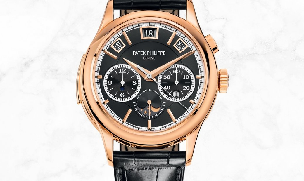 Patek Philippe Grand Complications 5208R Minute Repeater Chronograph Perpetual Calendar