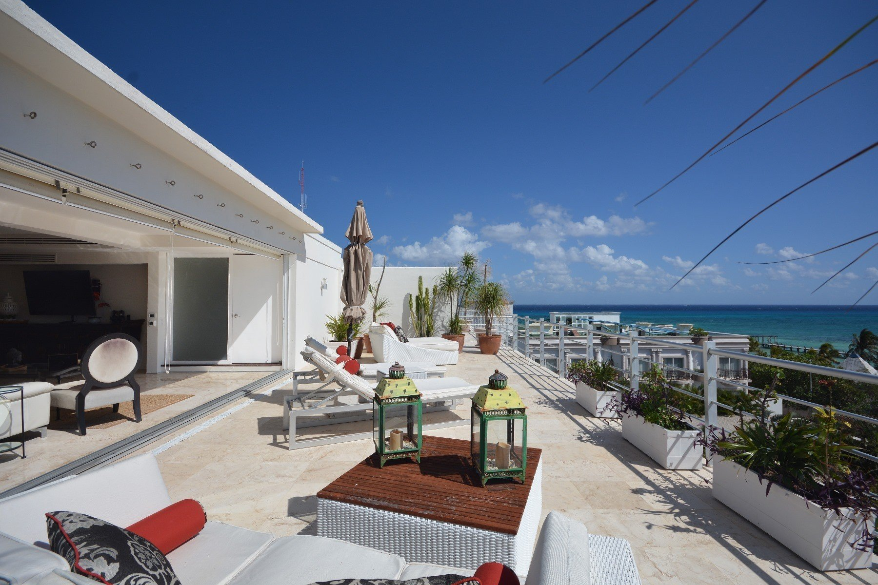 Apartment in Gonzalo Guerrero, Quintana Roo, Mexico 1