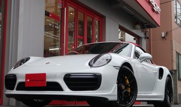 2018 Porsche 911 Turbo S 4x4