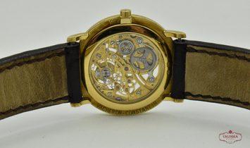 Vacheron Constantin Squelette Yellow Gold