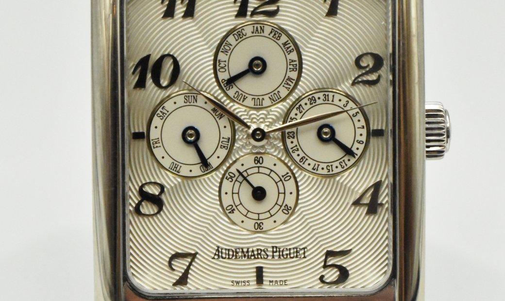Audemars Piguet Edward Piguet 125th Anniversary Edition White Gold
