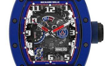Richard Mille [LIMITED 100 PIECE] RM 030 Paris Edition