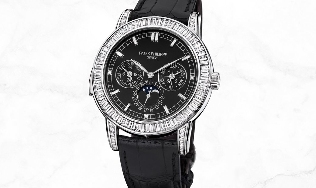 Patek Philippe Grand Complications 5073P-001