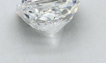 5.02ct D VVS2 Cushion Cut Natural Diamond
