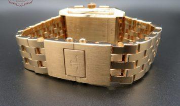 Jaeger-LeCoultre Reverso Grande GMT Rose Gold