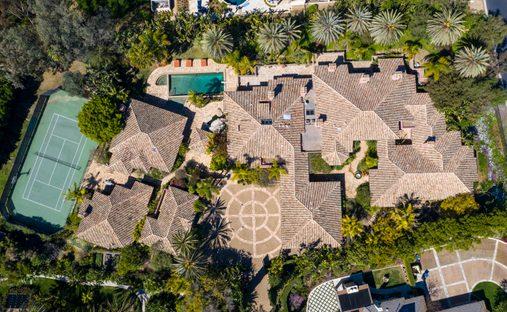 Villa in Rancho Santa Fe, California, United States