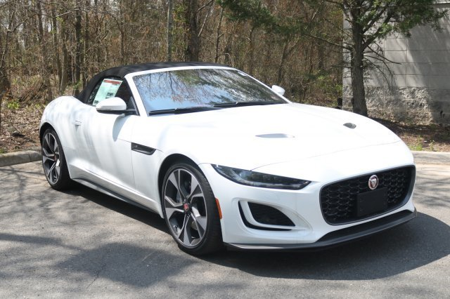 2021 Jaguar F-TYPE in Chantilly, VA, United States for ...