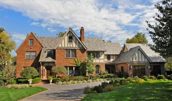 Дом в Мишен Хилс, Канзас, Соединенные Штаты Америки 1