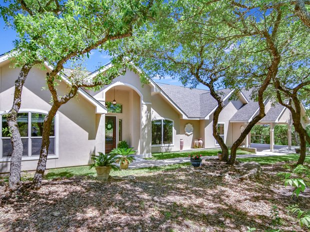 House in Helotes, Texas, United States 1