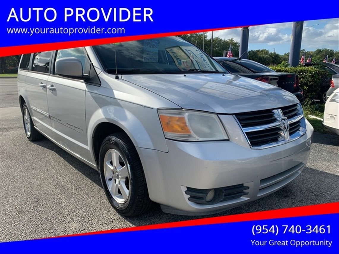 2008 Dodge Grand Caravan In Fort Lauderdale Fl United States For Sale 10933102