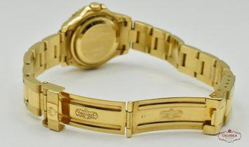 Rolex Lady Yacht-Master Yellow Gold