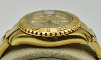 Rolex Lady Yacht-Master Yellow Gold