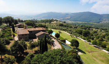 House in Umbria, Italy