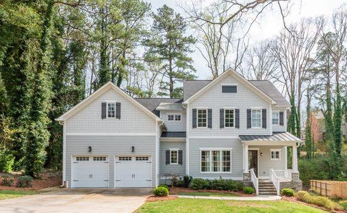 House in Smyrna, Georgia, United States