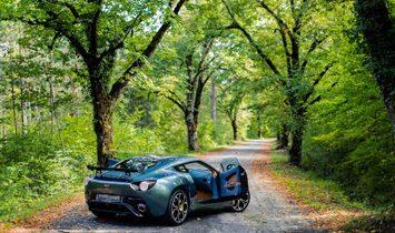 2011 Aston Martin V12 Vantage rwd