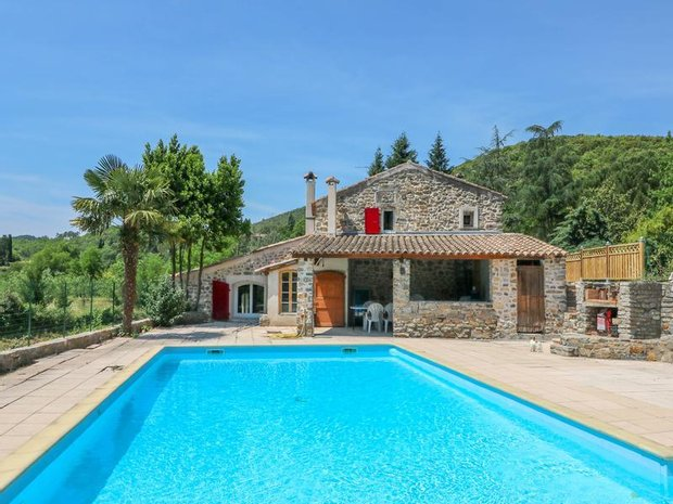 House in Anduze, Occitanie, France 1