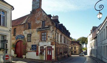House in Montreuil-sur-Maine, Pays de la Loire Region, France