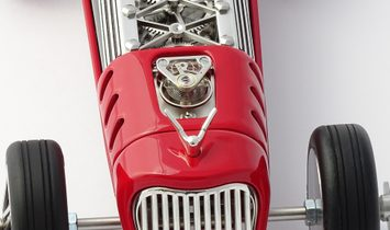 Horological Car - TIME FURY P18 by John-M.Flaux, France