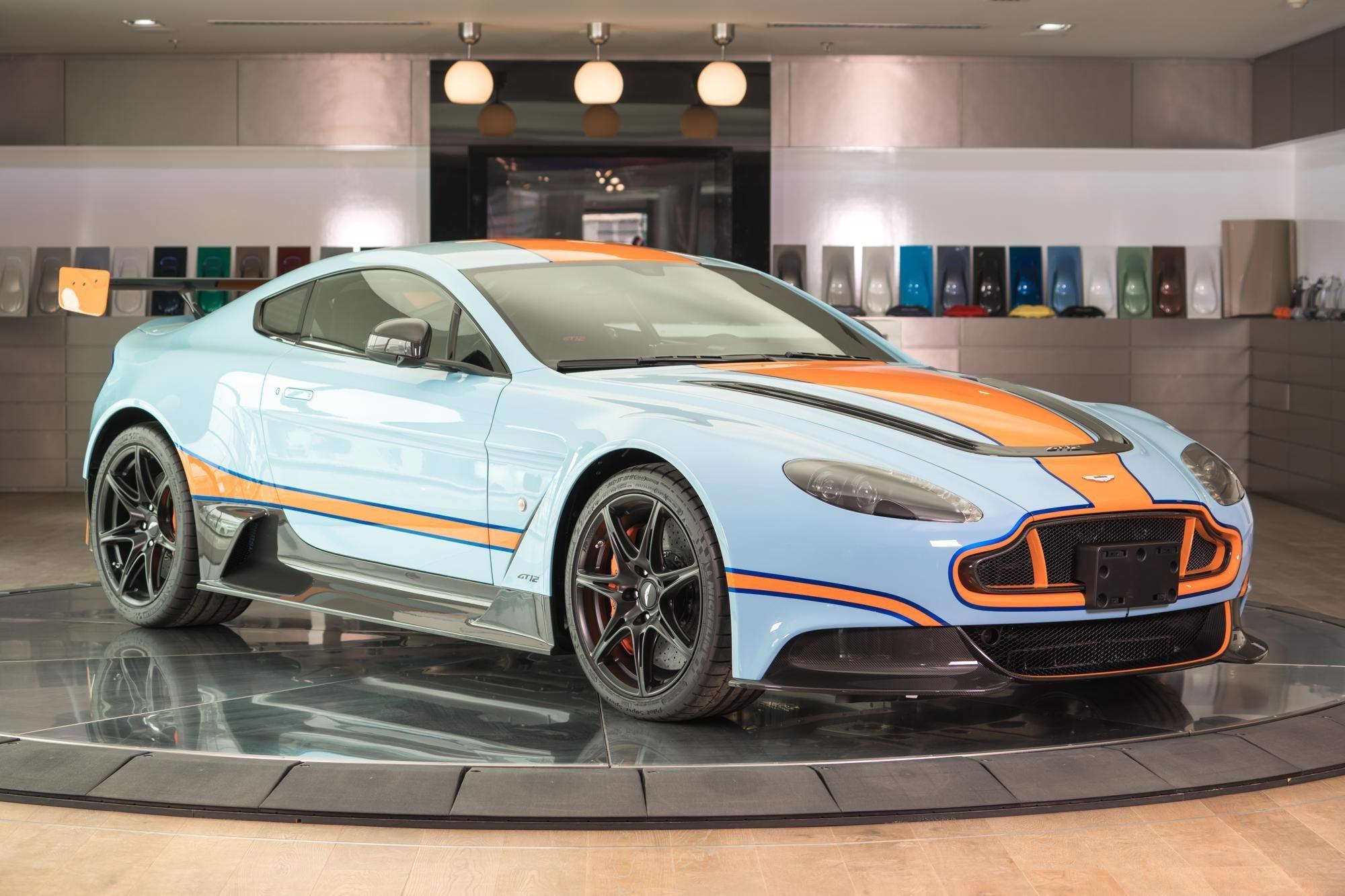 2015 Aston Martin V12 Gt In Dubai United Arab Emirates For Sale 10937332