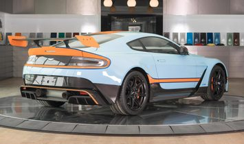 2015 Aston Martin V12 GT rwd