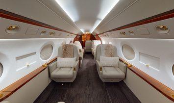 Gulfstream G550 SN 5019, N513MA