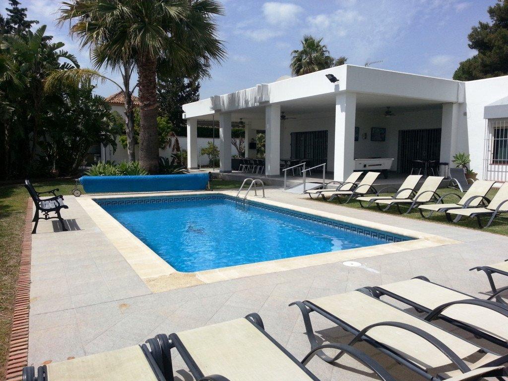 Villa in Marbella, Andalusia, Spain 1 - 10566175
