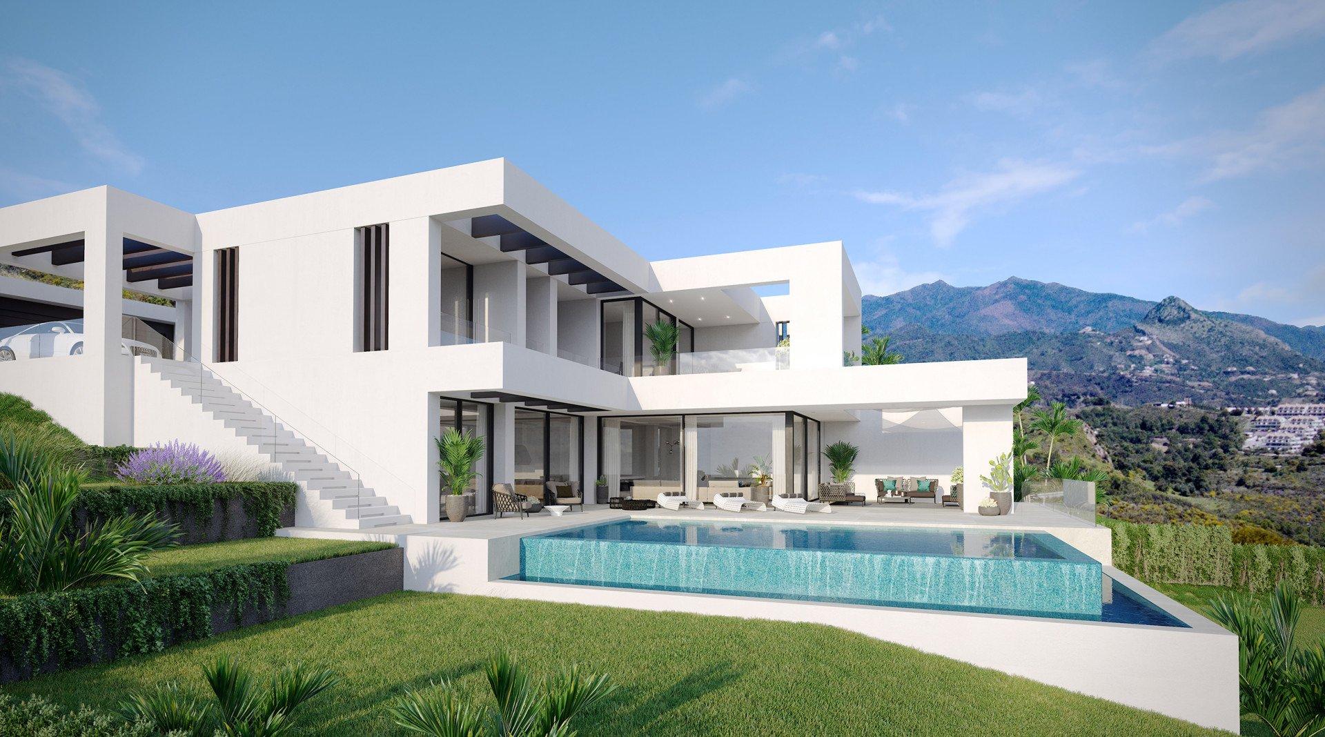 Villa in Estepona, Andalusia, Spain 1 - 10566328