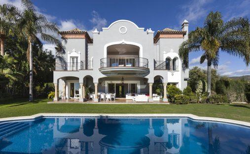 Villa in Benahavís, Andalucía, Spain