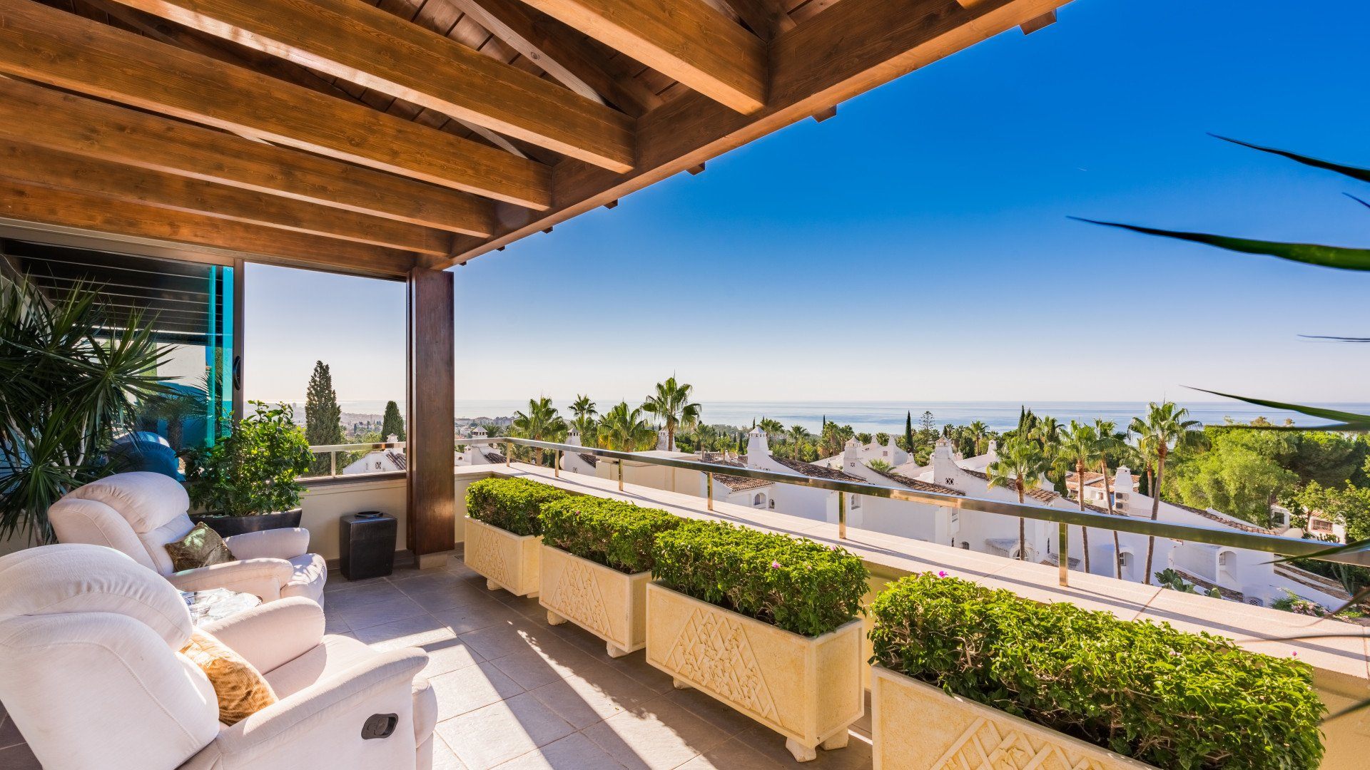 Penthouse in Marbella, Andalusia, Spain 1 - 10566866