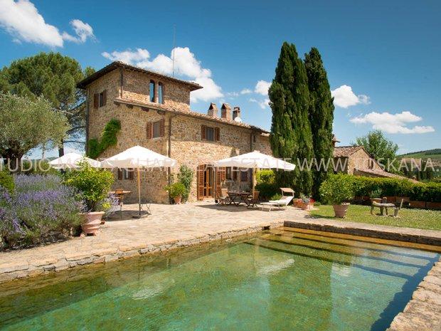 House in Panzano, Tuscany, Italy 1