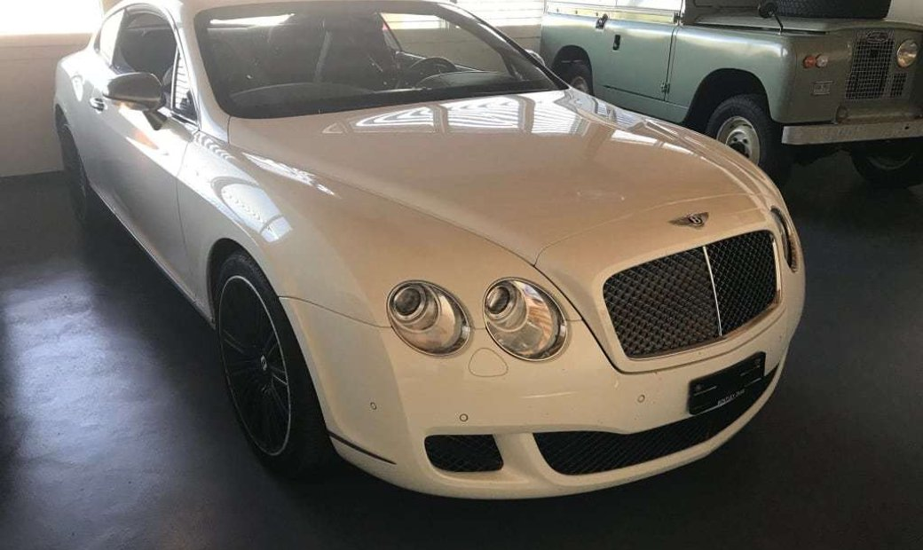 2008 Bentley Continental GT Speed awd