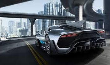 2020 Mercedes-Benz AMG Project ONE