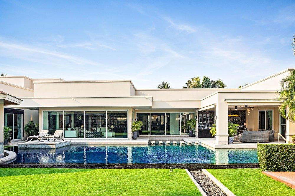 Villa in Chon Buri, Thailand 1