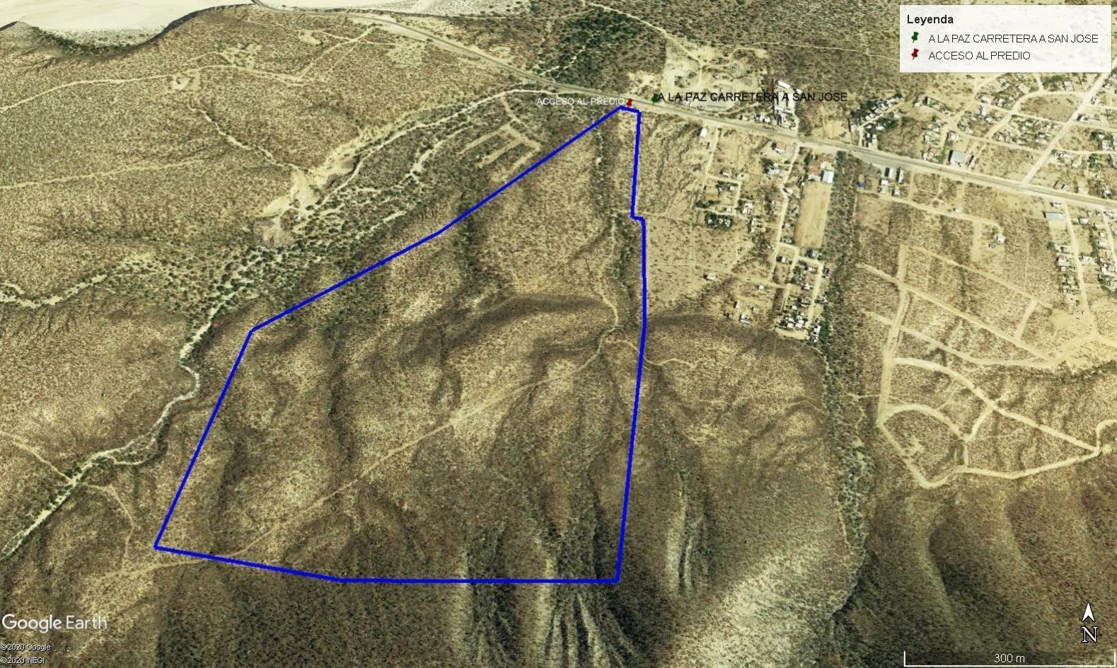 Land in La Paz, Baja California Sur, Mexiko 1 - 10938733